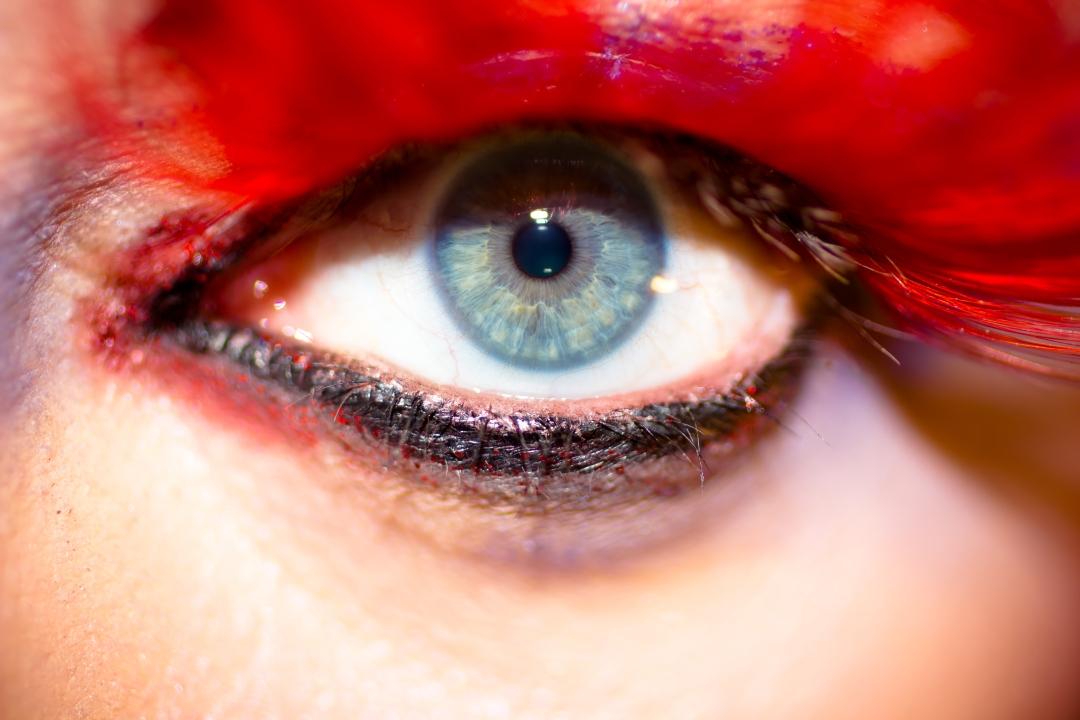 Red Lash Eye Series